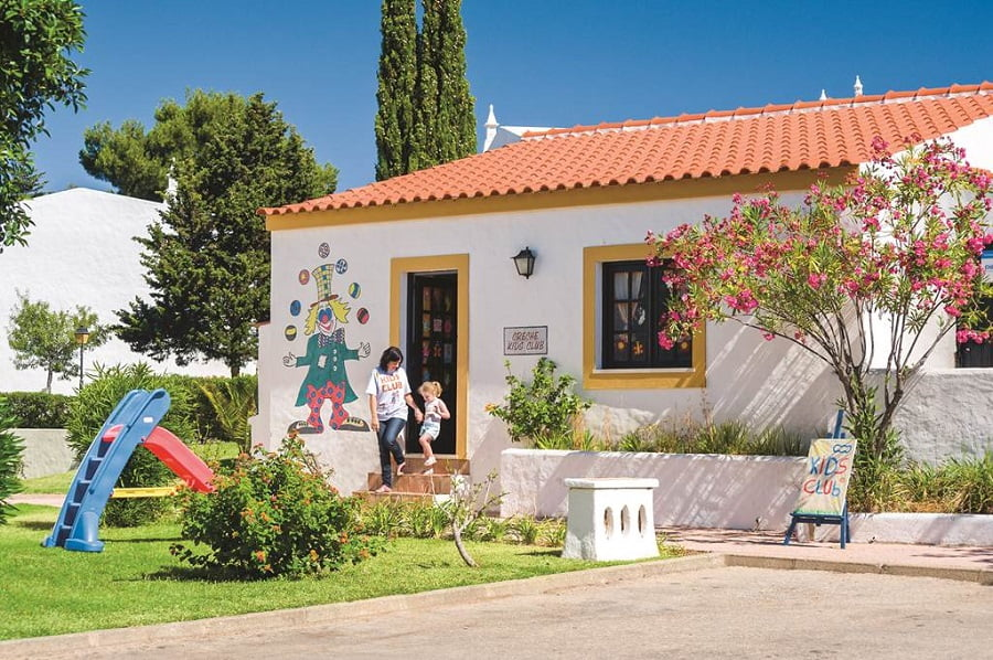 hotel for babies and toddlers in Portugal