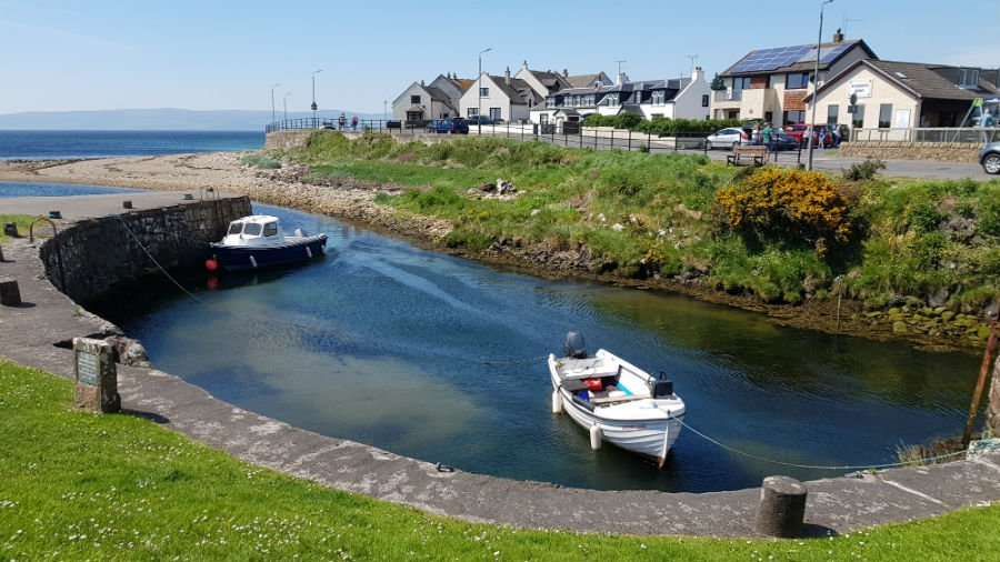 Scottish islands for toddlers