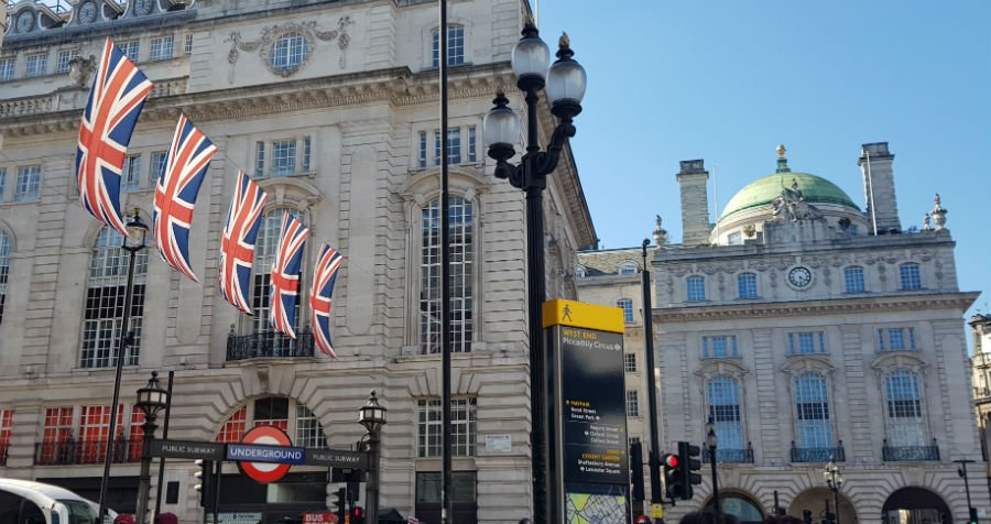Itinerary For A Weekend In London With Toddlers