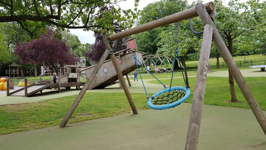 Harrogate with toddlers