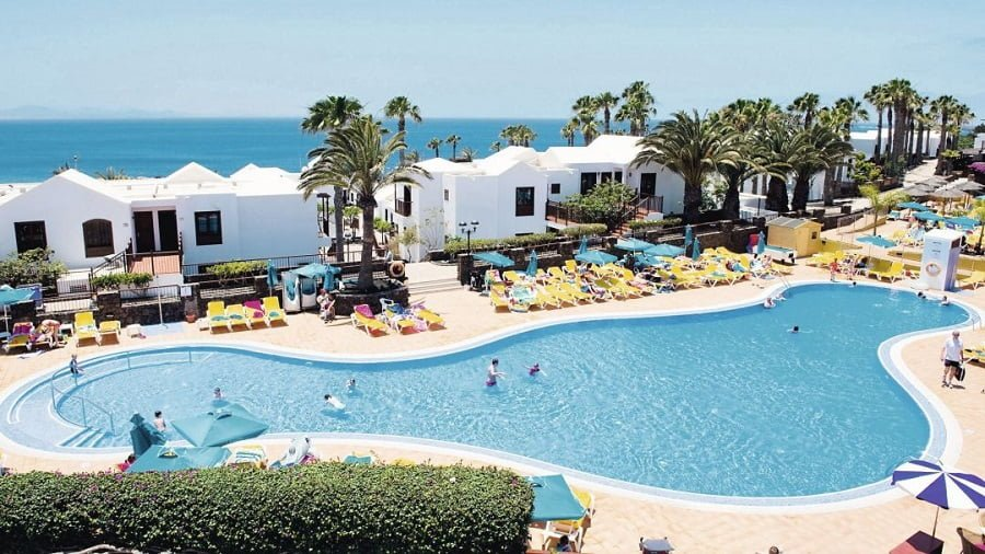 baby and toddler friendly hotel in lanzarote
