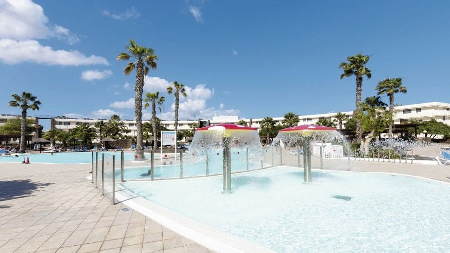 baby and toddler friendly hotels in lanzarote