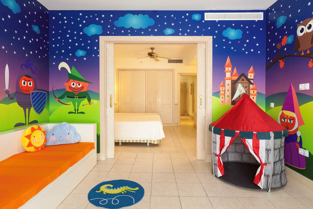 toddler friendly hotel lanzarote