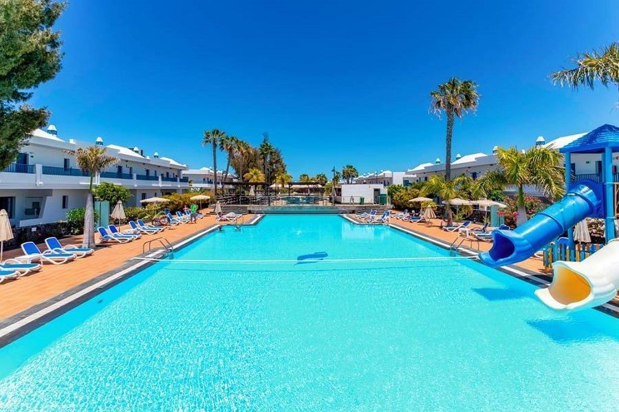 toddler holidays in lanzarote