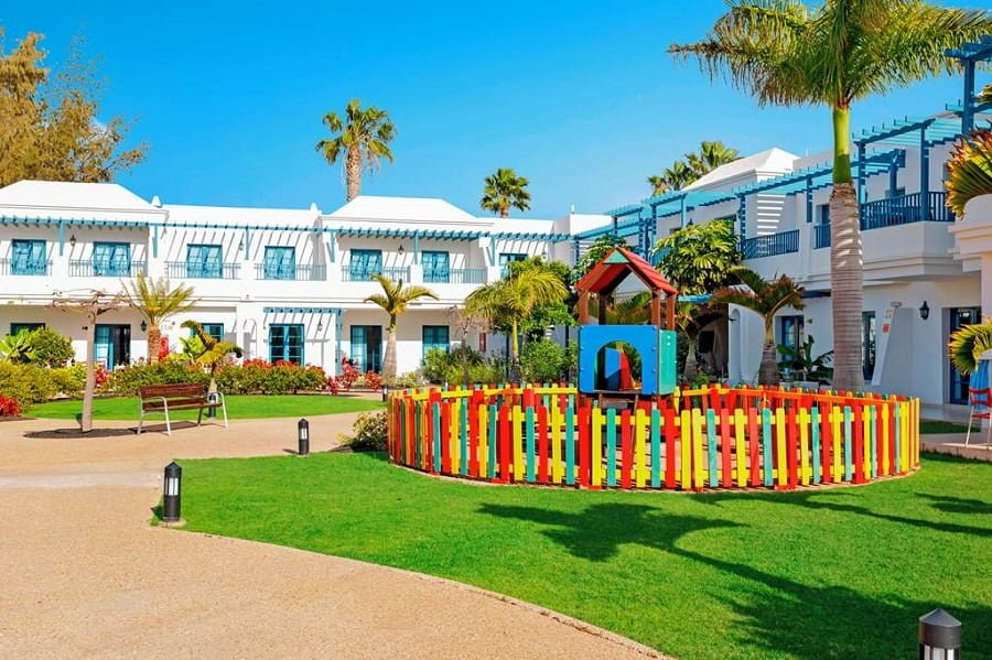 baby and toddler friendly place to stay in lanzarote