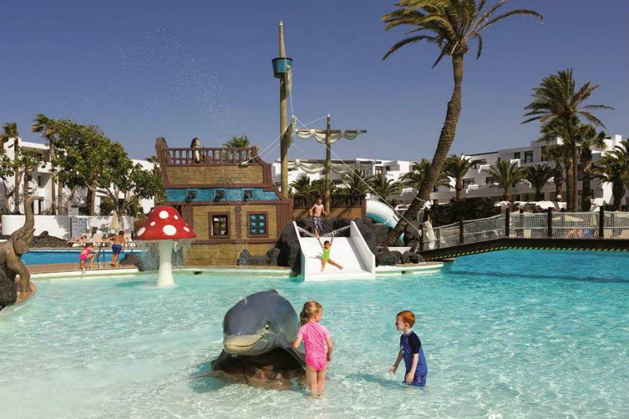 hotel for babies and toddlers in Lanzarote