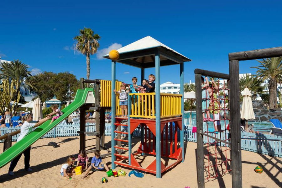 toddler holidays lanzarote