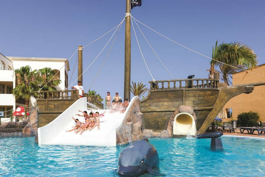 hotels for babies and toddlers in lanzarote