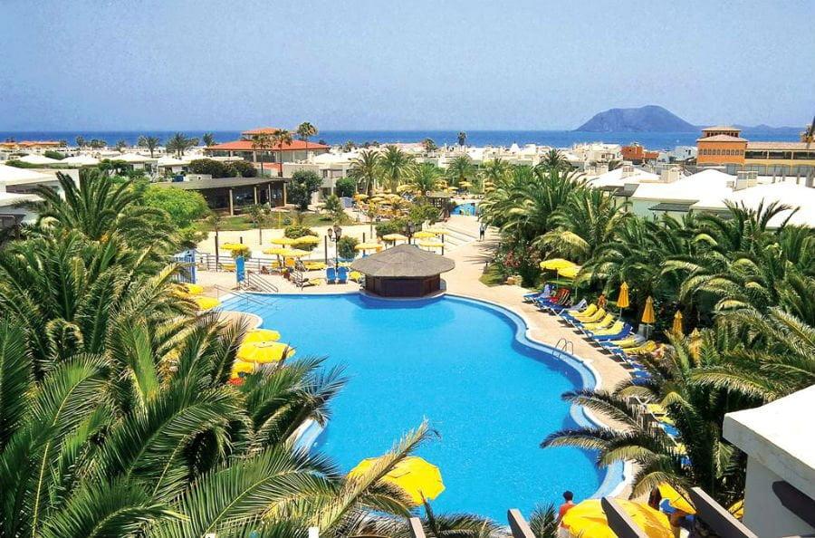 hotel for babies in Fuerteventura