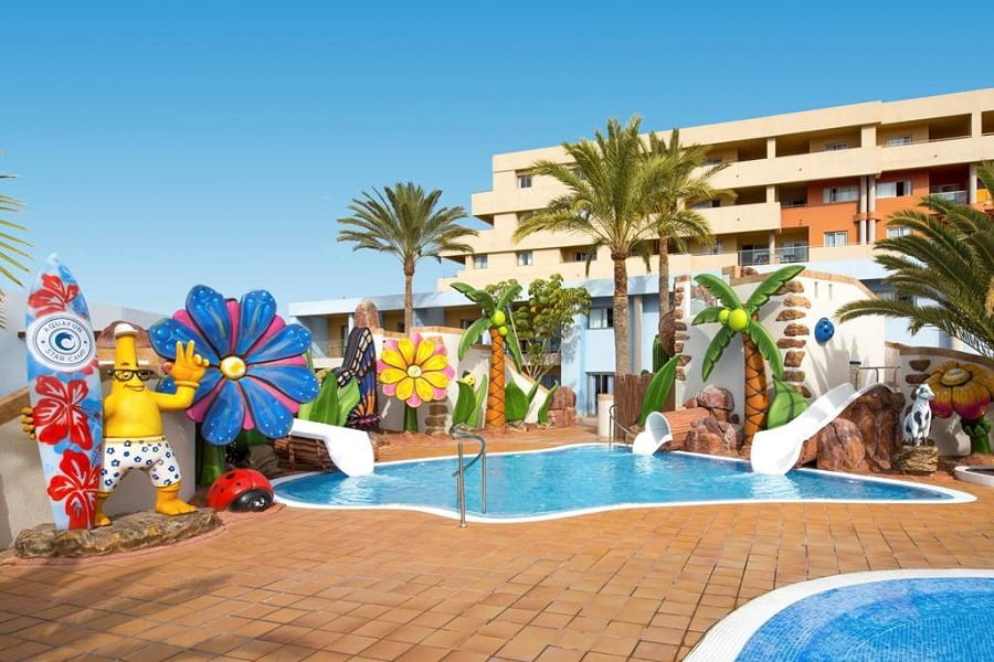hotels for babies and toddlers in fuerteventura
