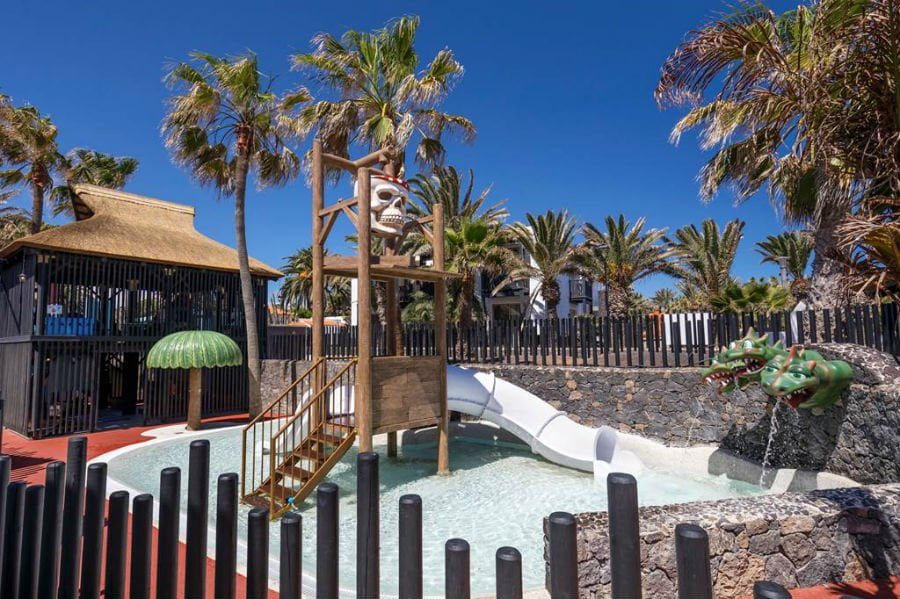 hotel for toddlers in fuerteventura
