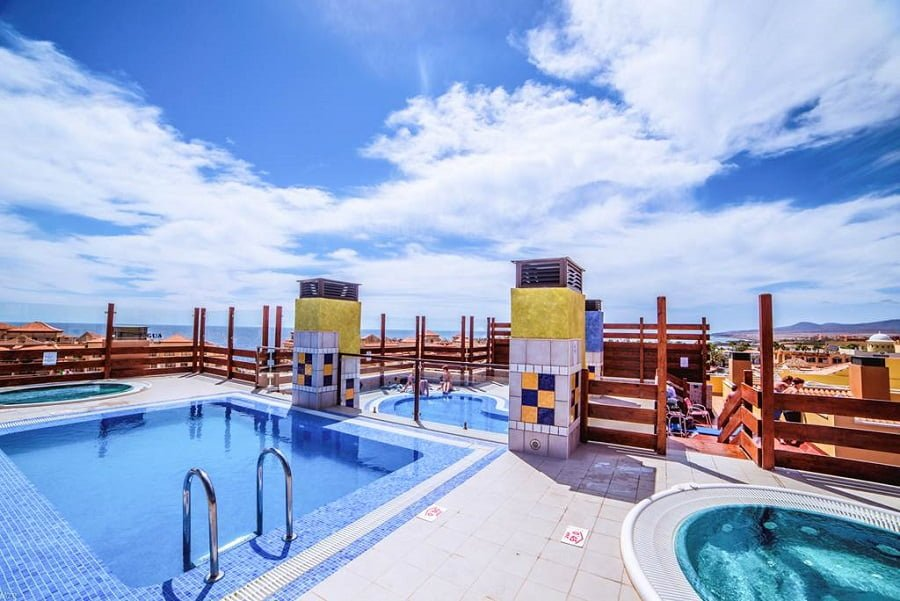baby and toddler friendly place to stay in fuerteventura