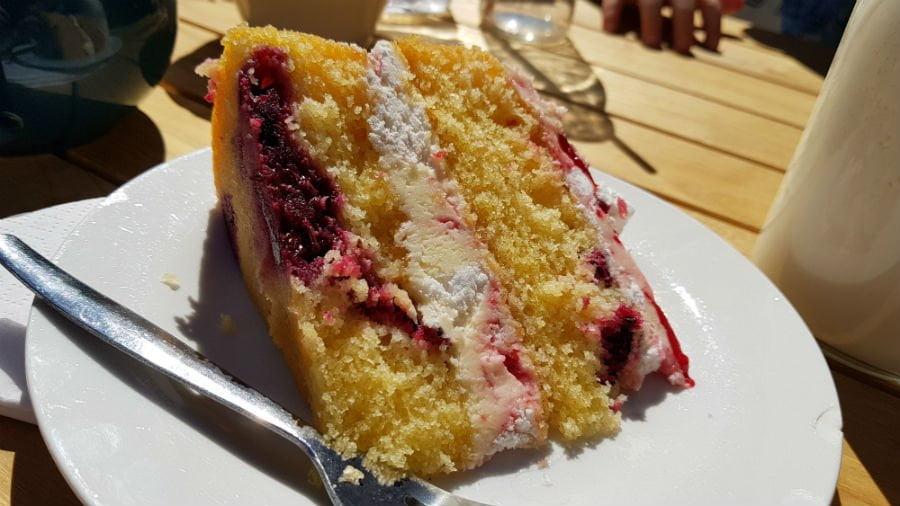 Cake in Matlock