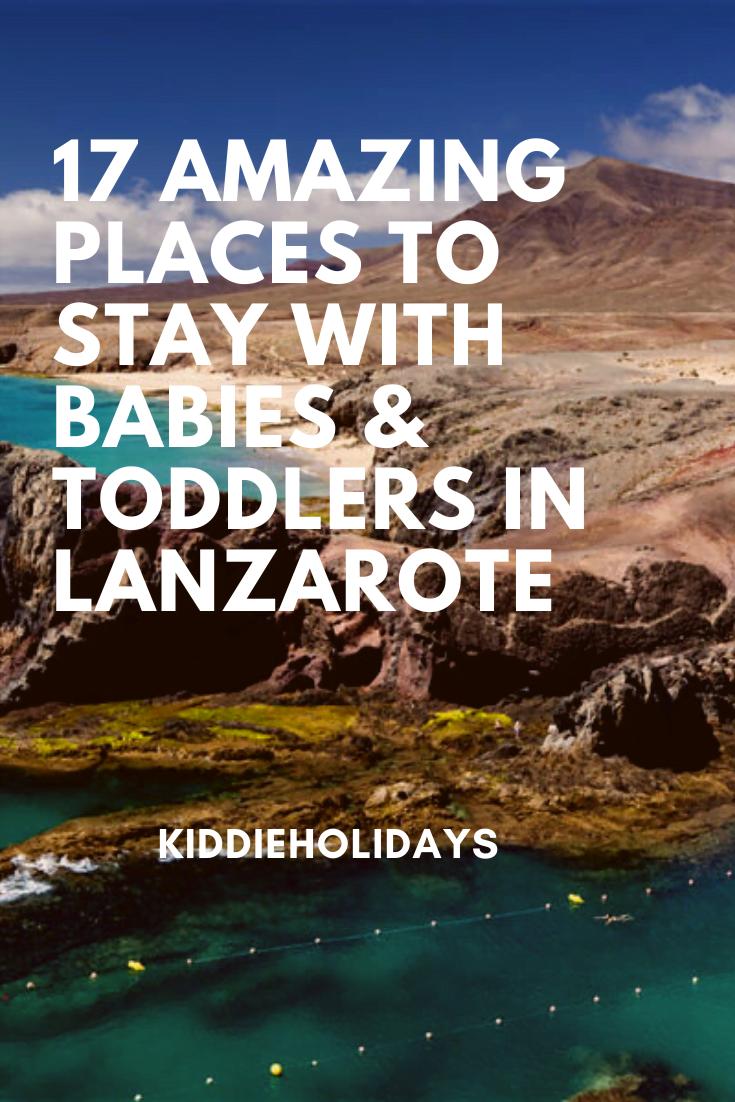 toddler friendly hotel lanzarote