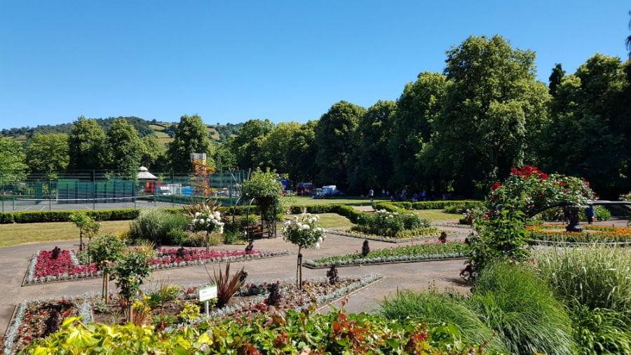 Matlock Park