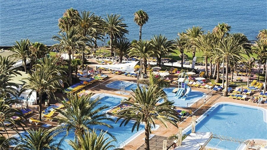 hotel for babies and toddlers in gran canaria
