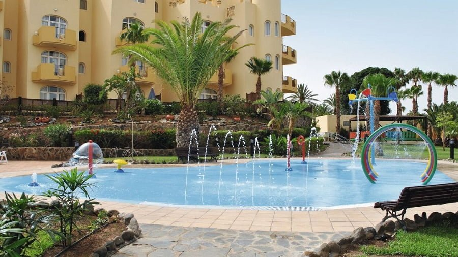 hotels for babies and toddlers in gran canaria