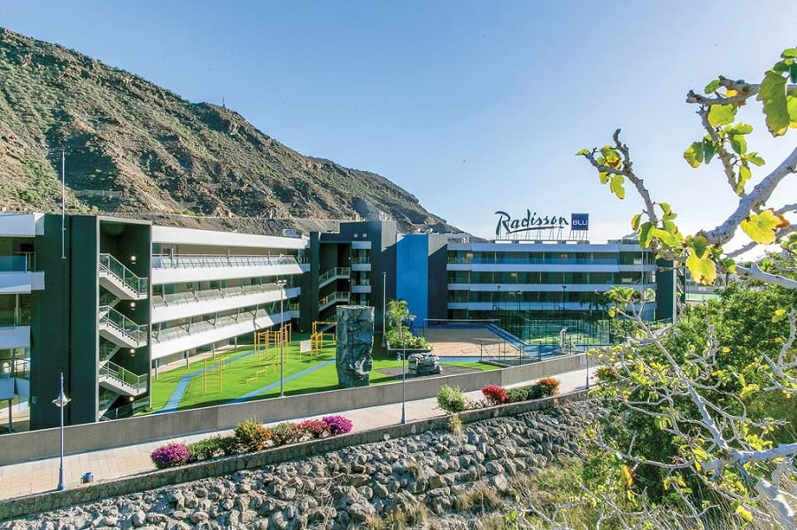 baby and toddler friendly place to stay in gran canaria