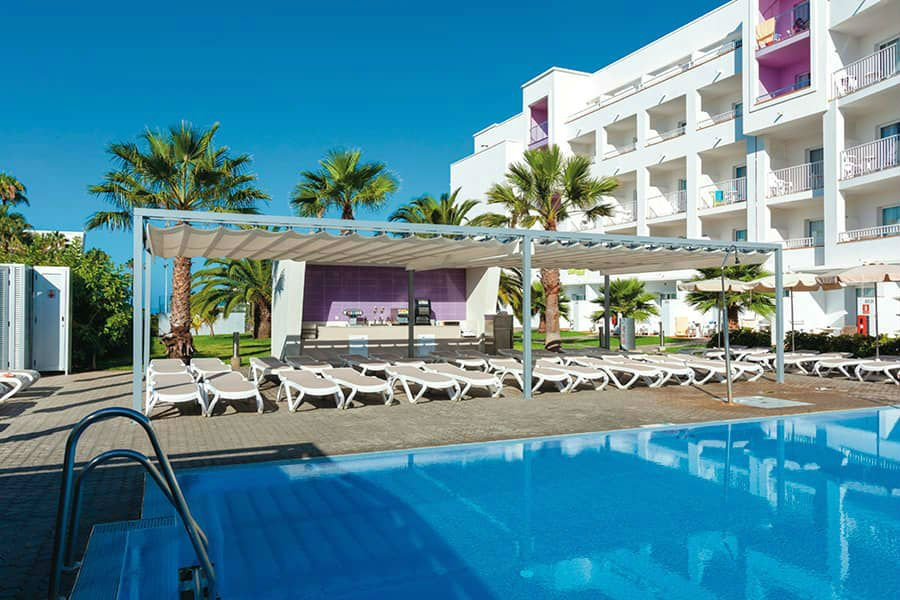 hotel for toddlers in gran canaria