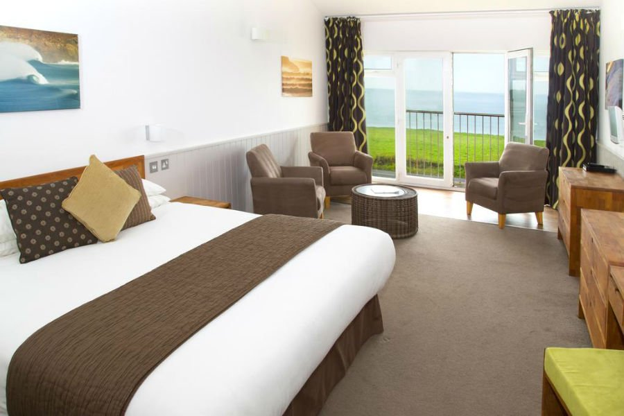 baby and toddler friendly hotel in cornwall