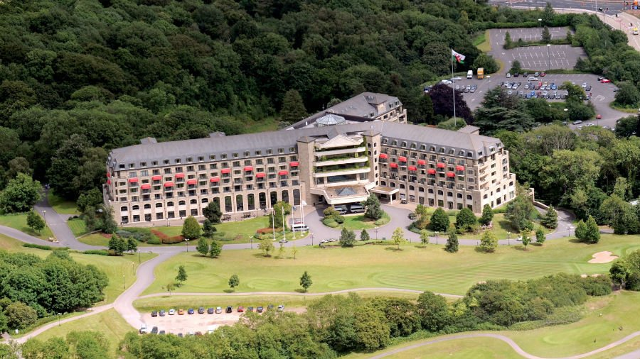 baby and toddler friendly hotel in wales
