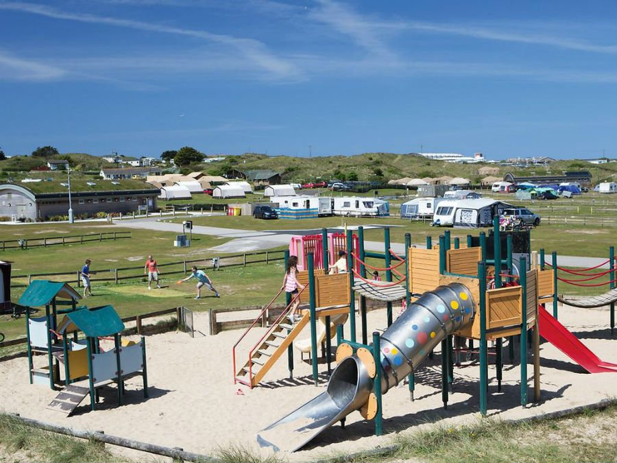 toddler friendly holiday park in cornwall