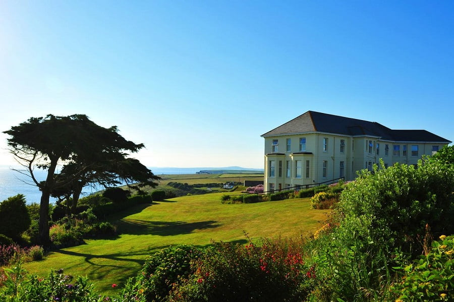 baby and toddler friendly hotels in cornwall