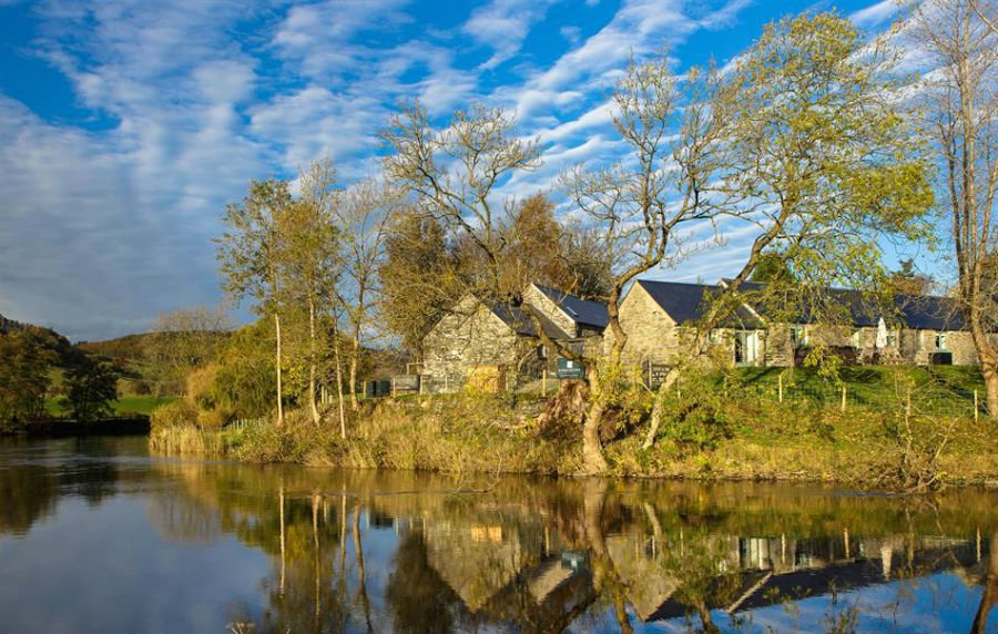 baby and toddler friendly cottage wales