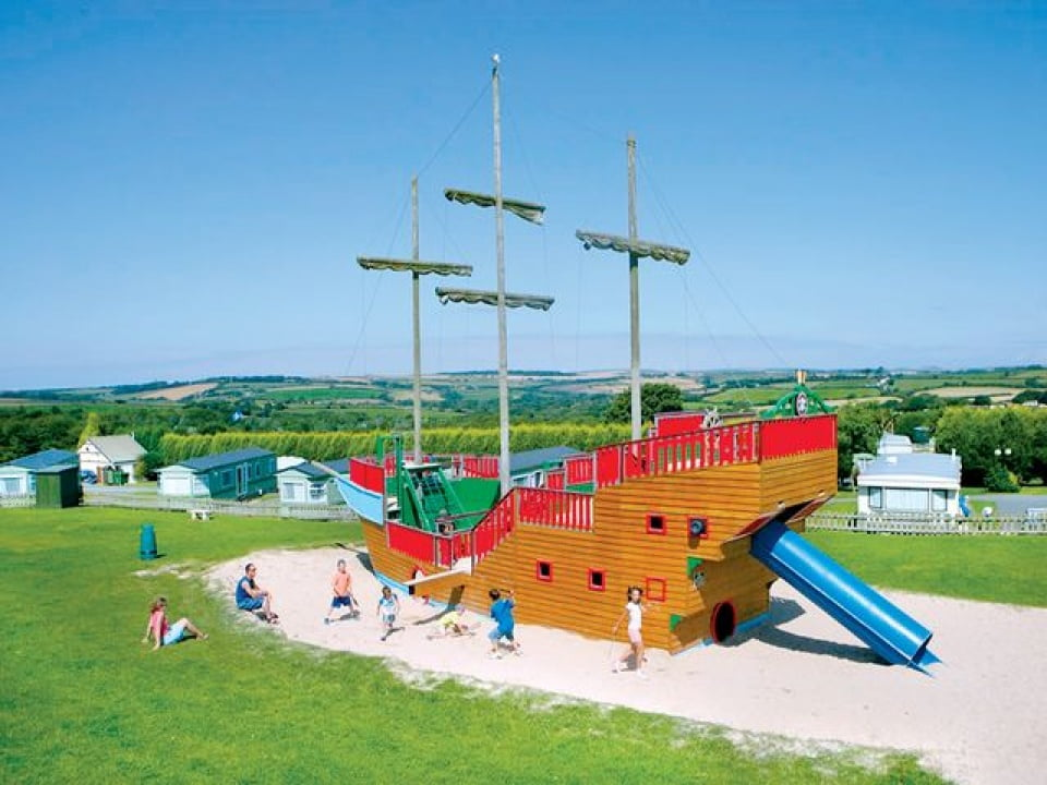 baby and toddler friendly holiday park cornwall