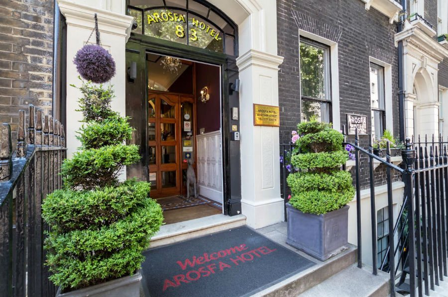 where to stay in London with a toddler