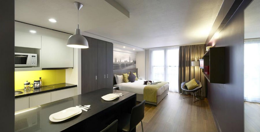 baby and toddler friendly apartment in London