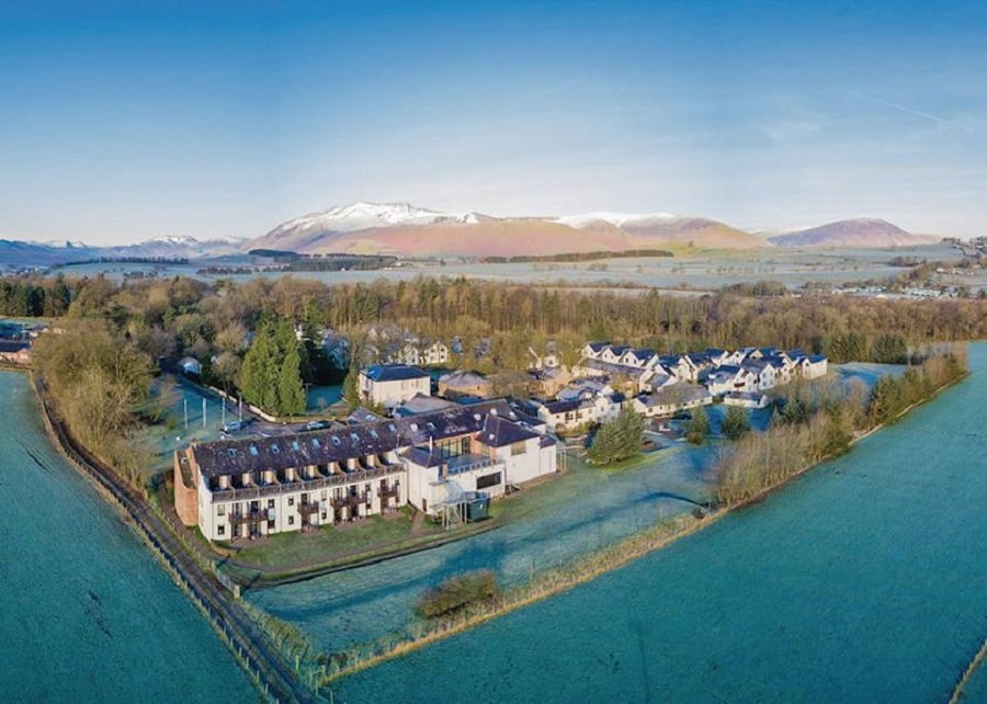 holiday park for babies and toddlers in the lake district
