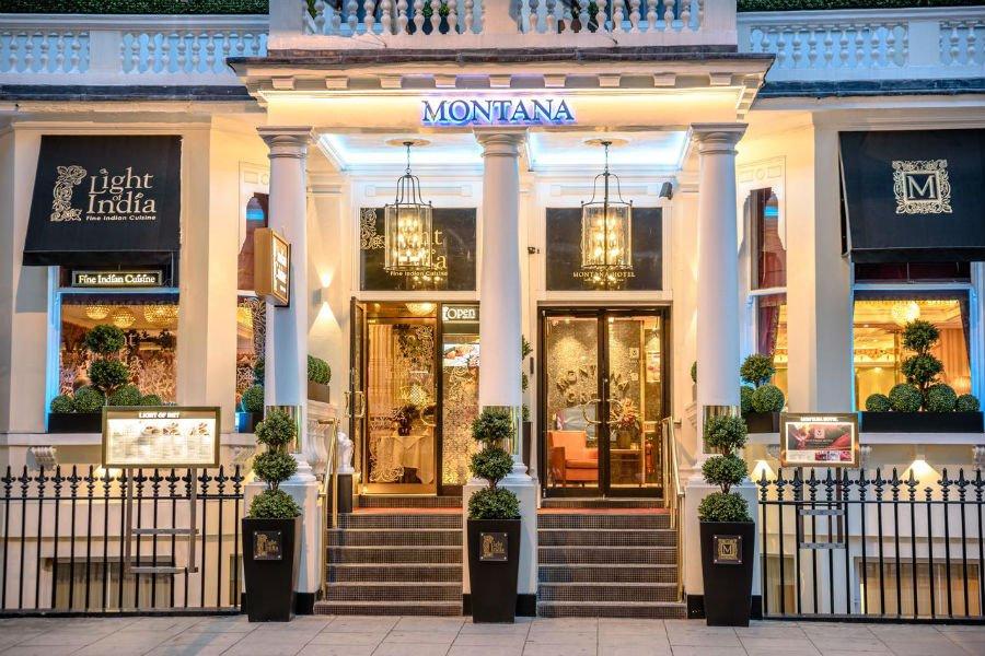 baby friendly hotels London