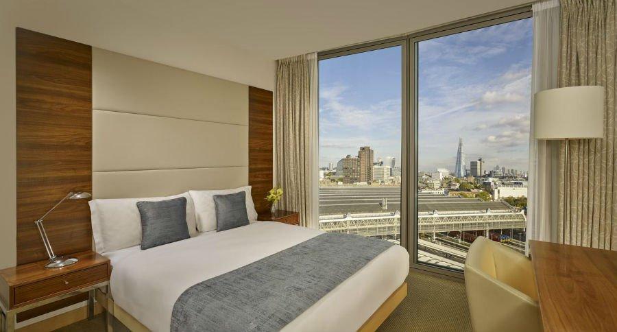 baby friendly hotel in London