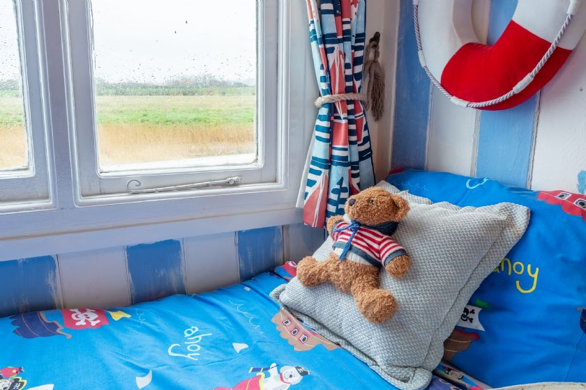 quirky place to stay with toddlers