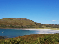best scottish islands for babies and toddlers