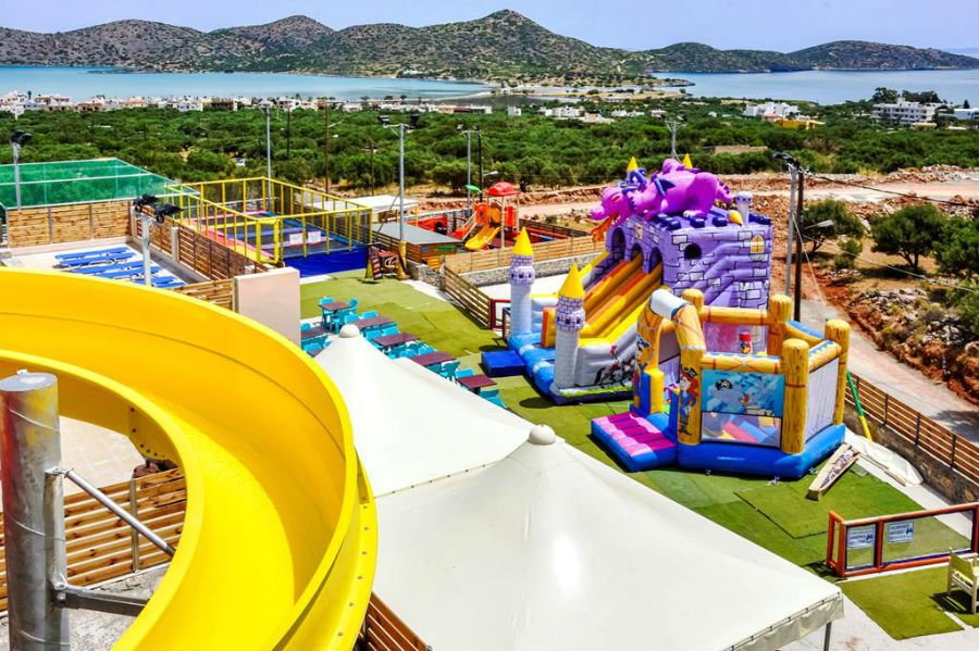 hotel for babies and toddlers in crete