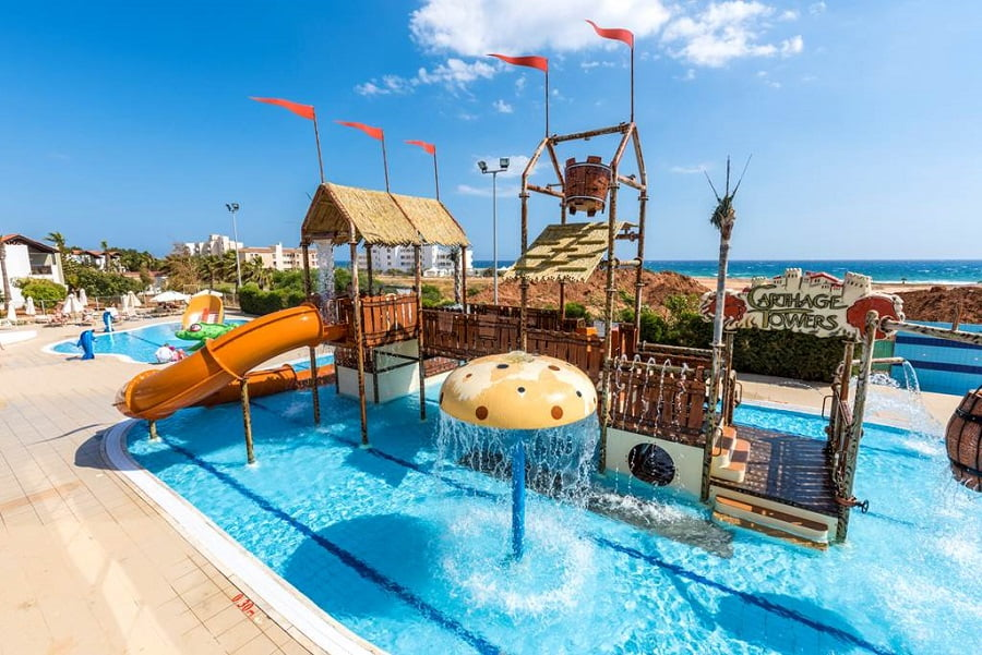 baby friendly hotel cyprus