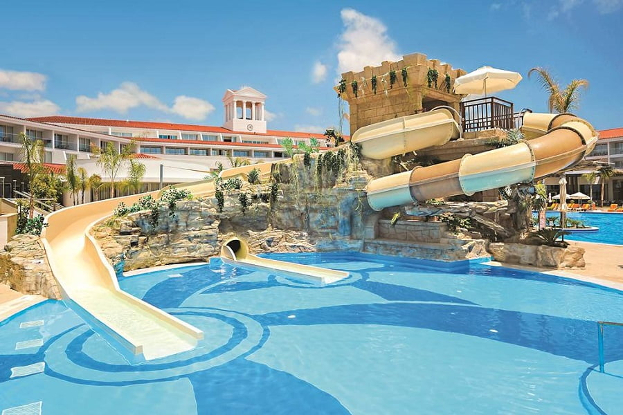 baby and toddler friendly hotel in cyprus