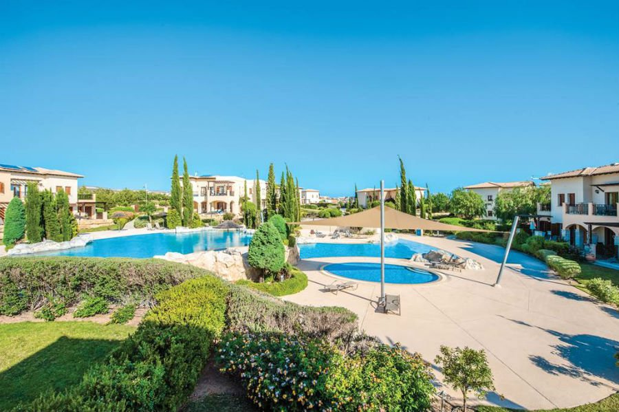 villa for babies and toddlers in cyprus
