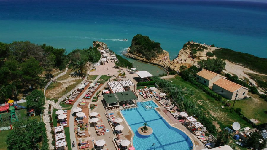baby and toddler friendly  hotel in corfu