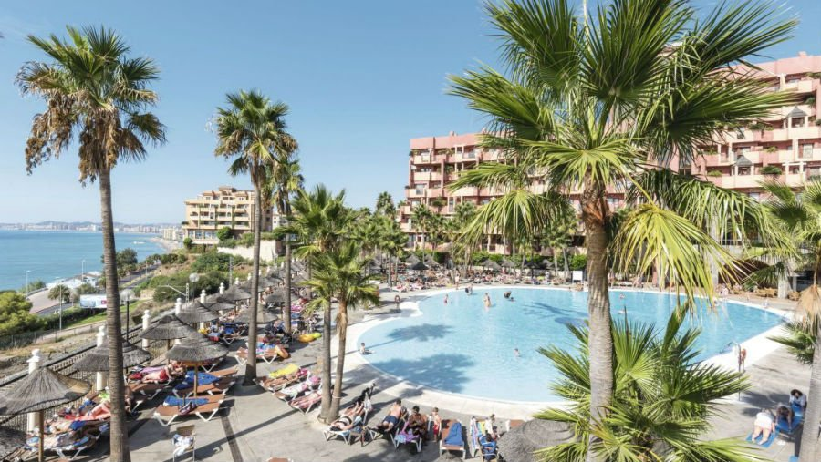 baby and toddler friendly hotel in the costa del sol