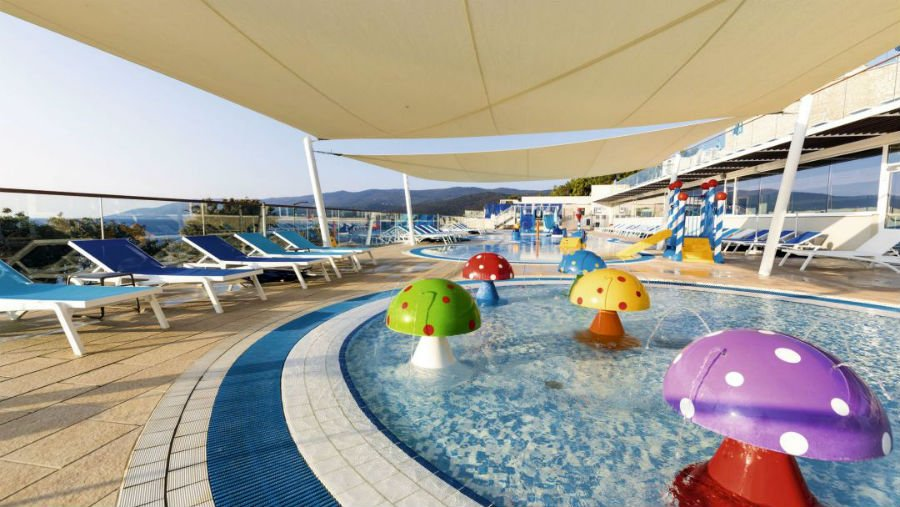 hotel for babies and toddlers in croatia