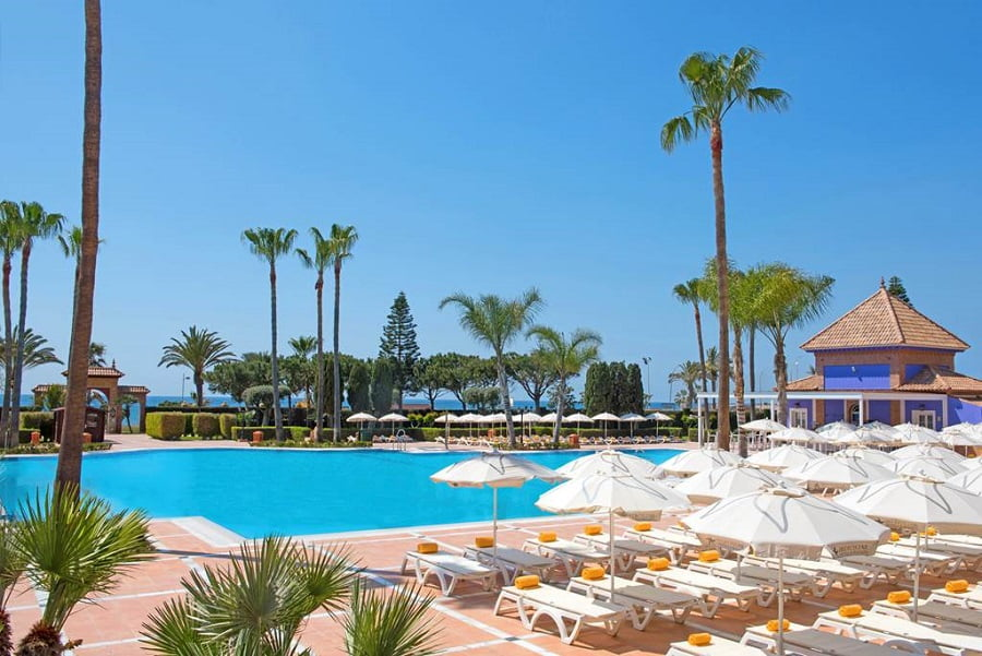 hotel for babies and toddlers in the costa del sol