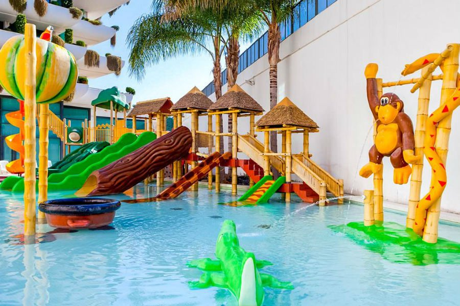 toddler friendly hotel benidorm