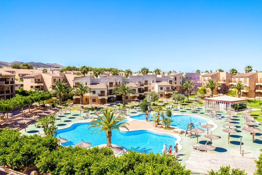 place to stay with babies and toddlers in the costa blanca