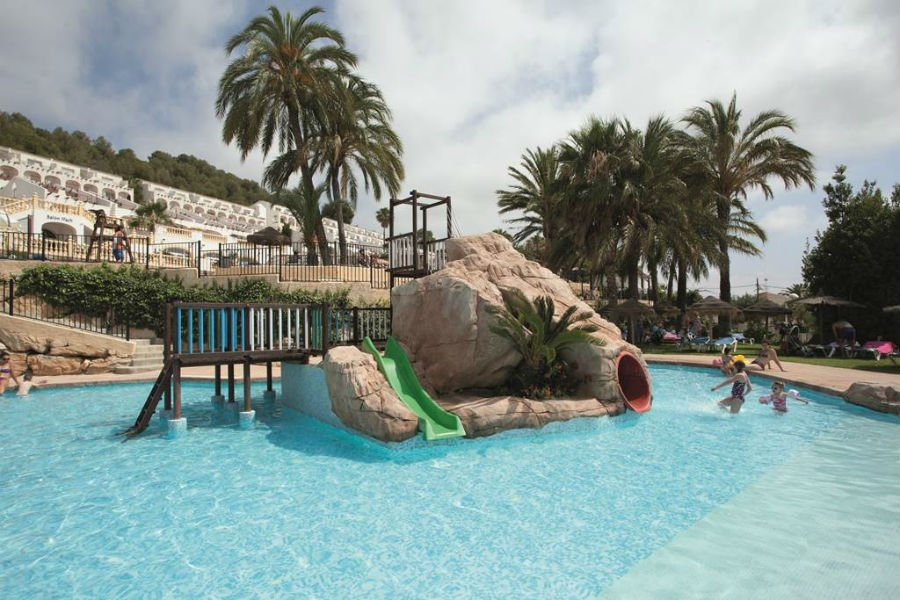baby and toddler friendly place to stay in benidorm