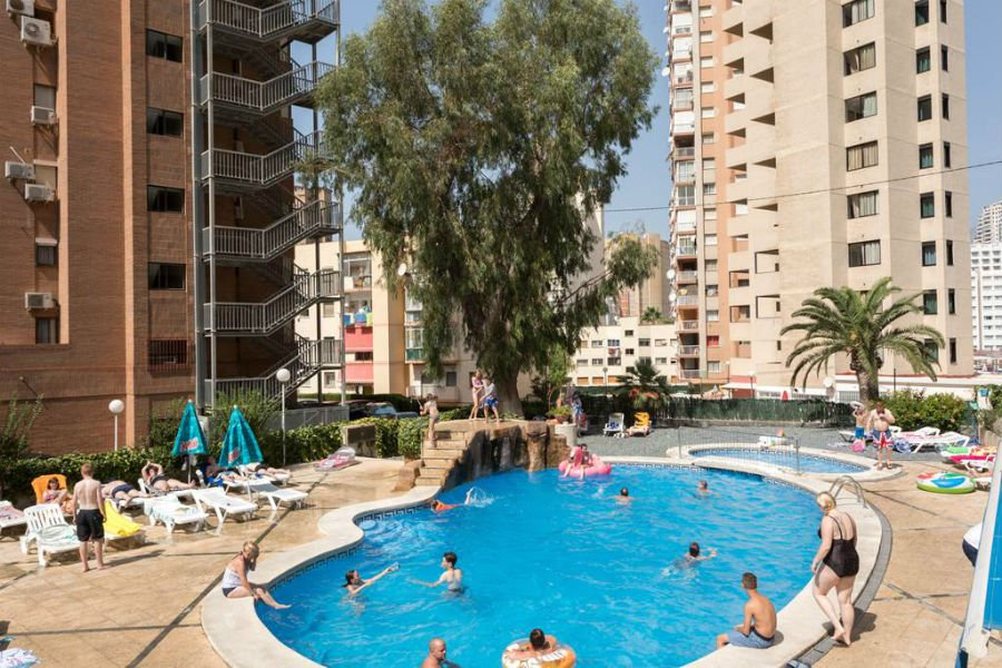 baby and toddler friendly hotel in the costa blanca