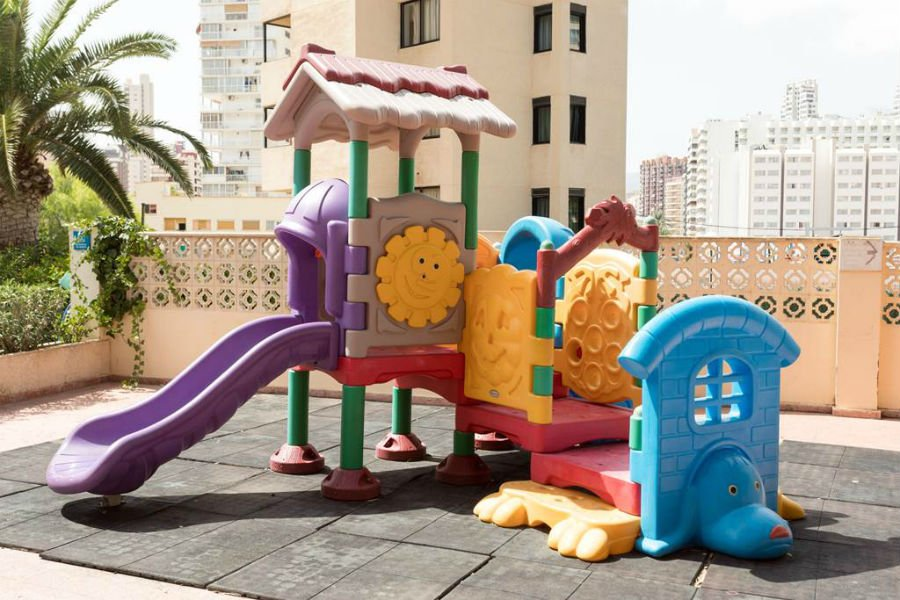 baby and toddler friendly hotel in benidorm