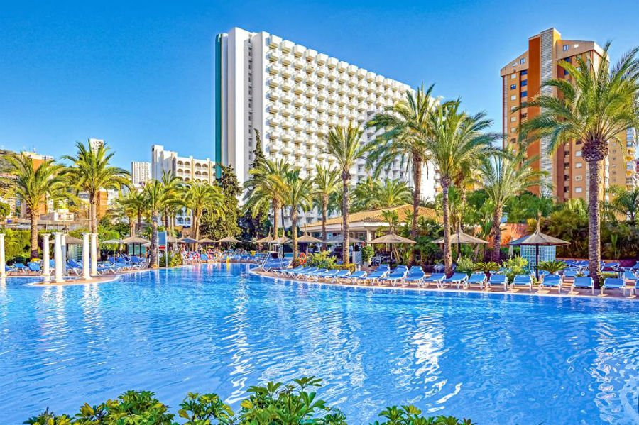 baby and toddler friendly hotels in costa blanca
